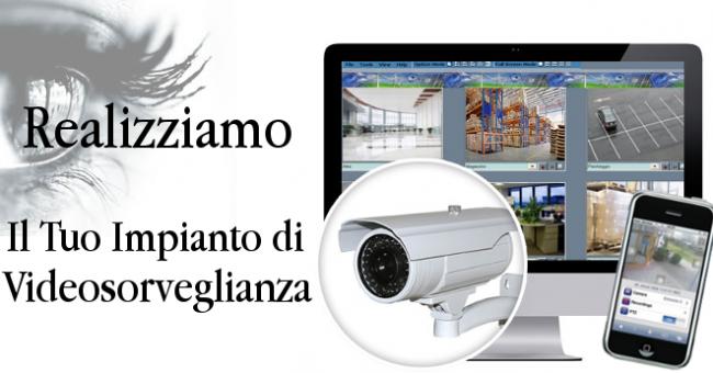 Videosorveglianza Roma
